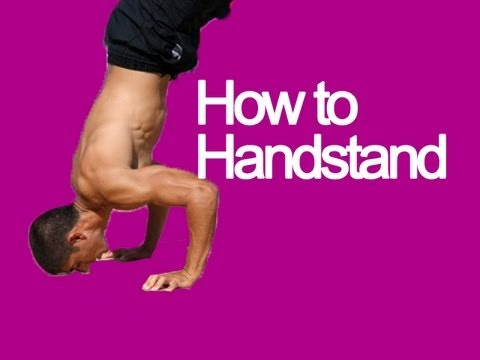 Learn How to Stand on Your Hands Do A Handstand- T.mp3