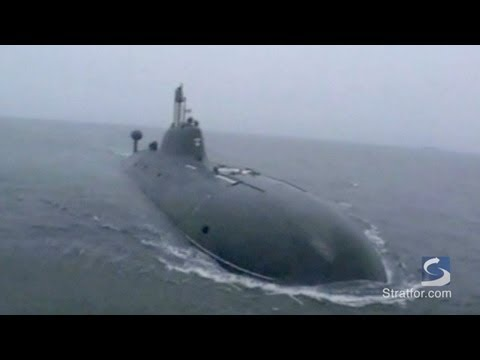 India Launches Nuclear Submarine (Dispatch)