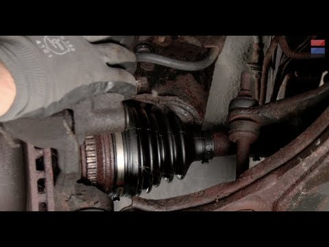 How To Replace a Front Axle Half Shaft