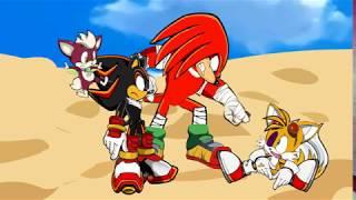 Super Sonic X Universe capitulo 15 tercera temporada