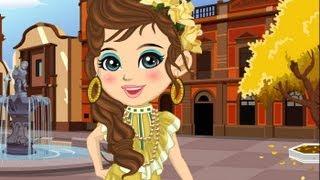 Dora in Mexico - Dora Games - Mary