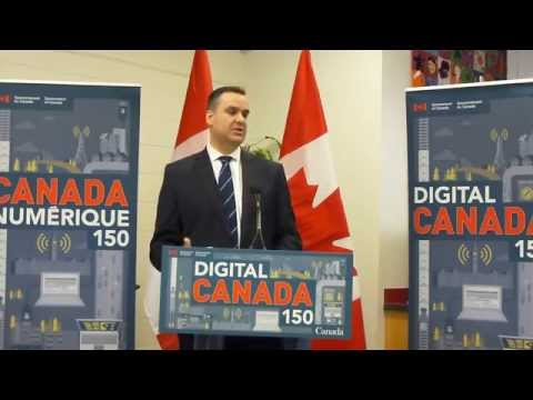Harper Government Delivers Computers and Digital Skills Training to Communities Nationwide