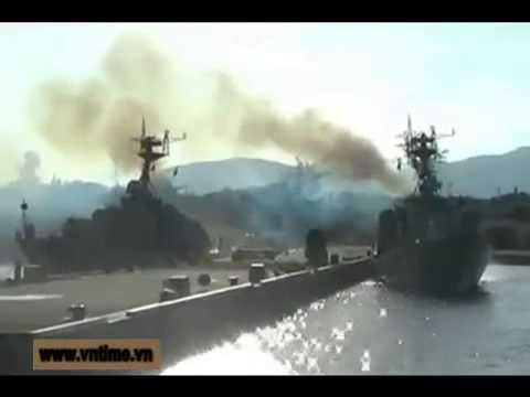 Tổng hợp sức mạnh hải quân việt nam 2013