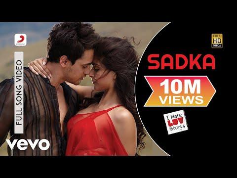 I Hate Luv Storys - Sadka | Sonam Kapoor Imran Khan