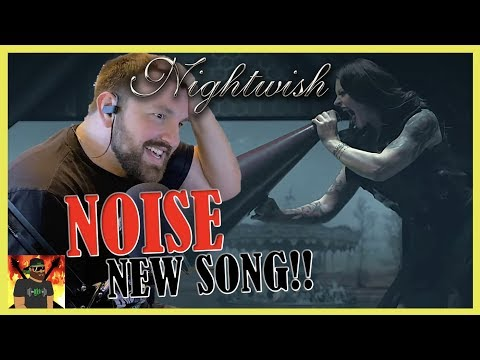 MY BRAIN HOLES!!! | Nightwish - Noise (Official Music Video) | REACTION