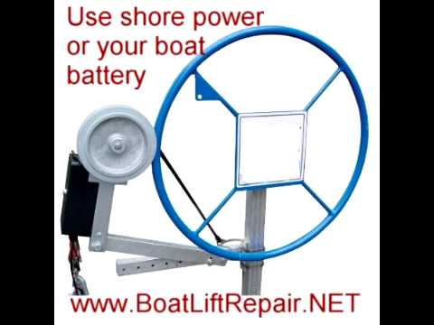 Shoremaster tough top canopy cover for Boat lift motor cover