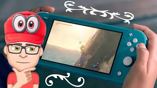 NINTENDO SWITCH LITE (REVIEW)