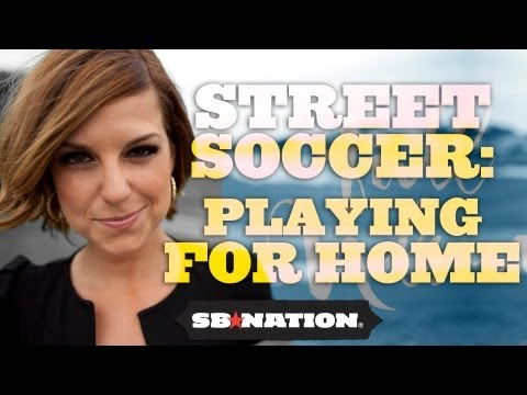 Read Amy's story here: http://sbn.to/Pd257k Amy K. Nelson takes a close look at Ronnie, Austin, Jerry, and TK, four men trying to turn their lives around...through soccer. They are all members...