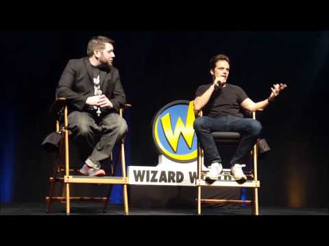 Sebastian Stan panel at Wizard World Sacramento