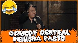Alan Saldaña │  En Comedy Central