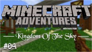 Minecraft Adventures - Kingdom of the Sky (w/ WRTP) [#04]