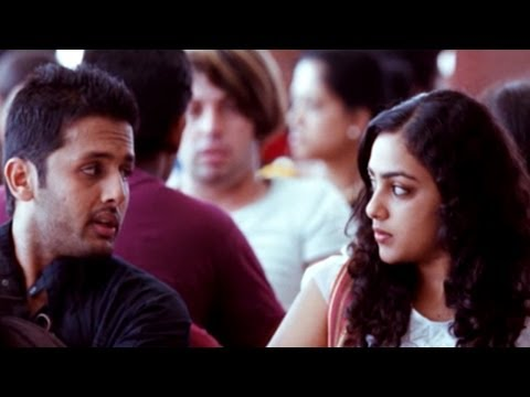 Ishq Movie || Nithin & Nithya Menon Comedy Scene || Nitin, Nithya Menen video
