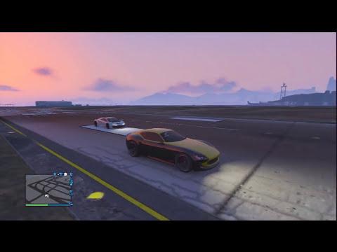 Zentorno VS Fugore GT - Test de Velocidad - El Coche Mas Rápido de GTA 5 Online 1.17