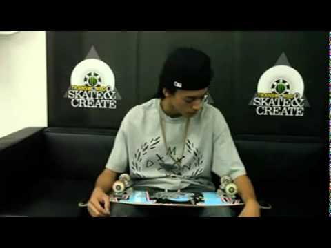 Nyjah Huston Sponsors: Element Skateboards, Diamond Hardware, FKD Bearings, Silver Trucks ELEMENT PRO Team: Chad Tim Tim Darrell Stanton Levi Brown Mark Appl...