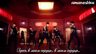 [Рус саб MV] Boyfriend -  Janus HD русский перевод