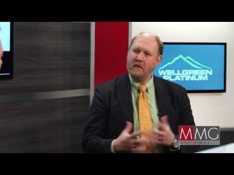 Greg Johnson at the Vancouver Resource Investment Conference interviewed by Brien Lundin.