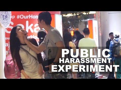 Public Harassment: Male vs Female Social Experiment!