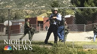 California School Shooting: 8-Year-Old, Teacher And Gunman Killed | NBC Nightly News