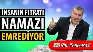 Halil DÜLGAR(Kısa) - İnsan Fıtratı Namazı Emrediyor!