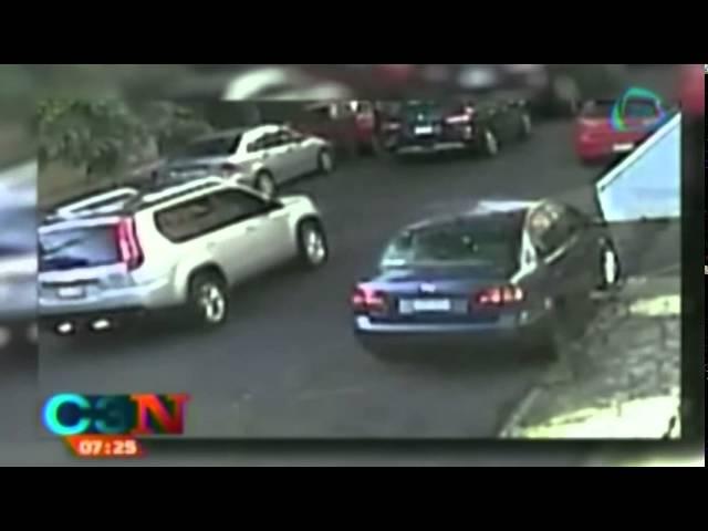 IMPRESIONANTE VIDEO: Momento justo en el que asesinan al funcionario José Ramón Fontanet