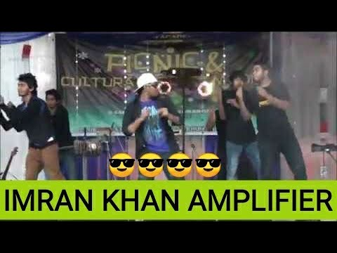 Imran Khan- Amplifier (LIVE DANCE PERFORMANCE)