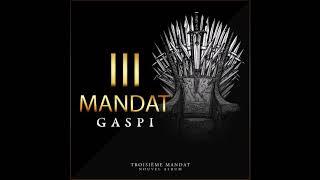 Gaspi - DANS LE TEMPS feat PACCINO (ALBUM TROISIÈME MANDAT)