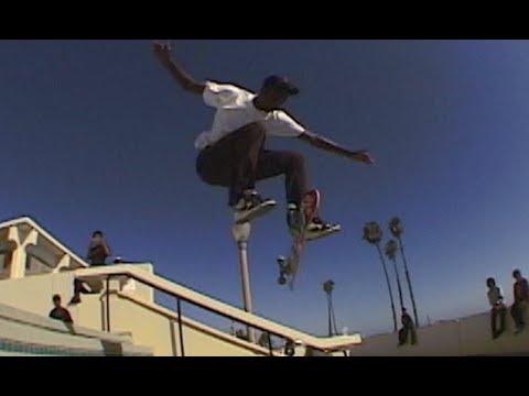 Chito Tafy's TBT Skate Montage
