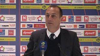 Michel Der Zakarian après MHSC 0-0 ASM