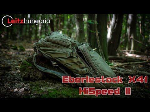 Eberlestock X41 HiSpeed II Hátizsák Tartós Teszt!