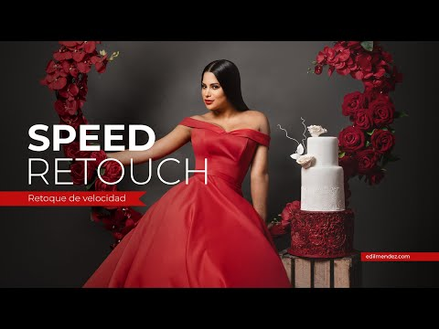 SPEED RETOUCH - Evelina Garcia