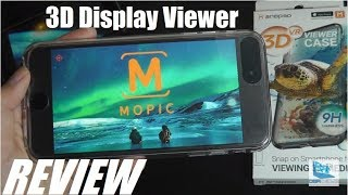 Make Android / iPhone into 3D Display Smartphone? [Snap3D]
