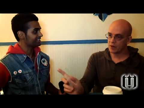 Devin Townsend interviewed by the Metalluminati