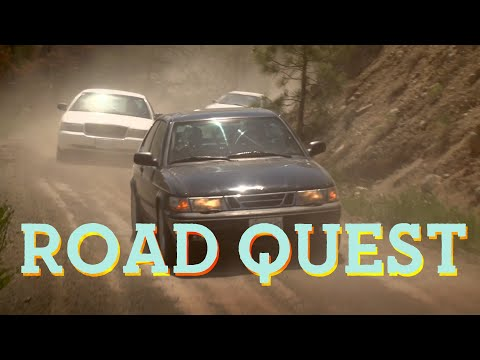 1860s Wagon Road || Road Quest Ep3