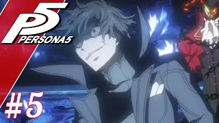 AWAKENING | Let's Play Persona 5 (blind) part 5 | Persona 5 gameplay