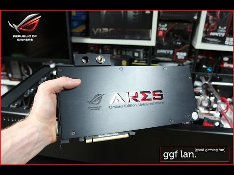 #0090 - ASUS ROG ARES III Unboxing and Quick Look