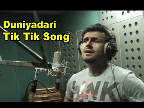 Marathi Movie Duniyadari Song - Tik Tik Vajate Dokyat - Sonu...