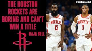 Houston Rockets can't win a NBA title playing Iso-Ball | CBS Sports HQ