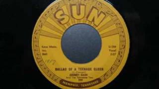 Watch Johnny Cash Ballad Of A Teenage Queen video
