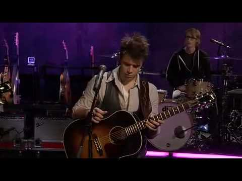 Kris Allen - Red Guitar