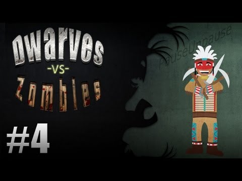 Dwarves Vs. Zombies - Episode 4 - PonyPause