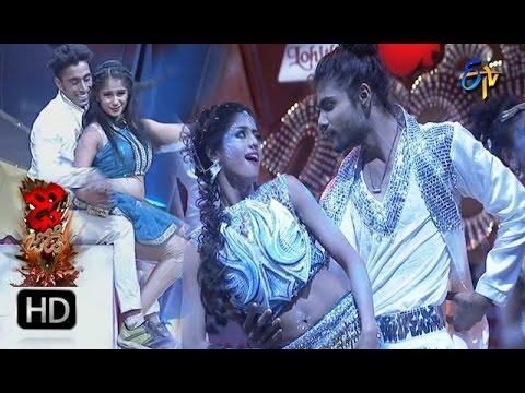 Dhee Jodi |19th April  2017 | Full Episode | ETV Telugu