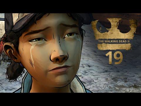 Jirka Hraje - The Walking Dead Season 2 #19 - Smutný konec!