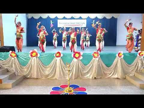 Aduves performed by the summer camp students