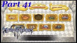 Kingdom Hearts 3 Part 41 Deutsch - Jagd nach den Glücksemblemen