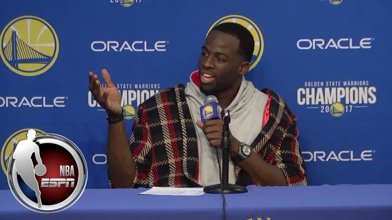Draymond Green comments on wearing 'Arthur' shoes against LeBron James | ESPN