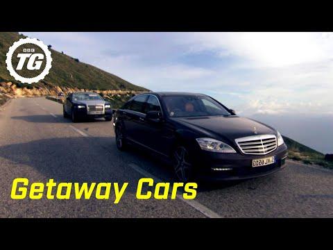 Getaway Cars | Top Gear | BBC