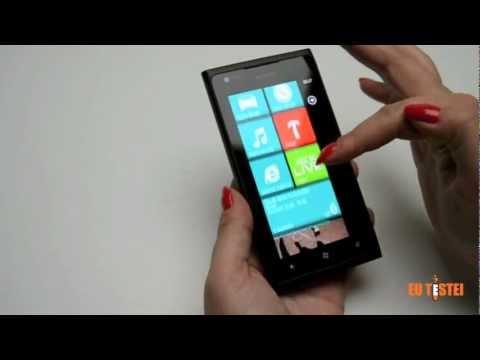Smartphone Nokia Lumia 900 - Resenha Brasil