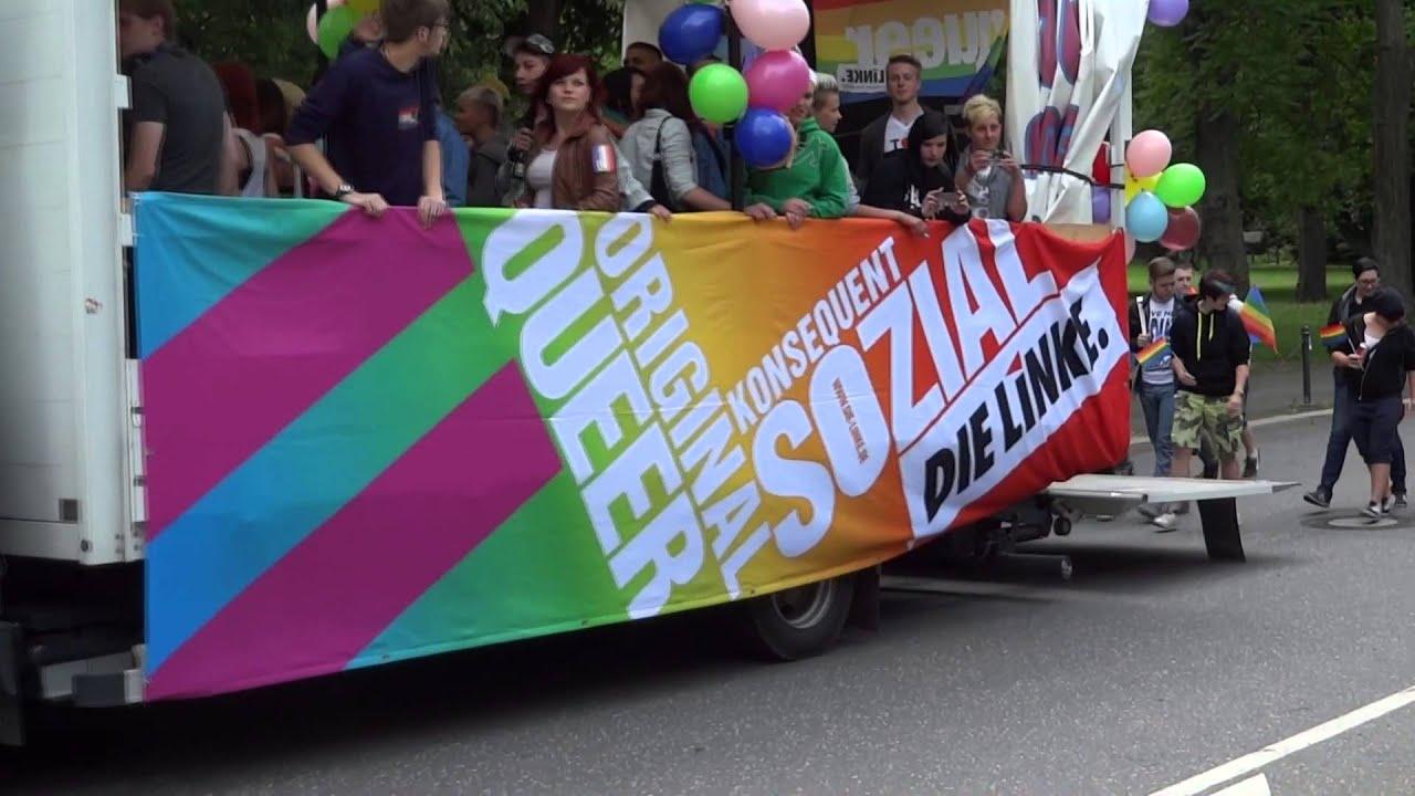 Секс парад в германии 14 фотография