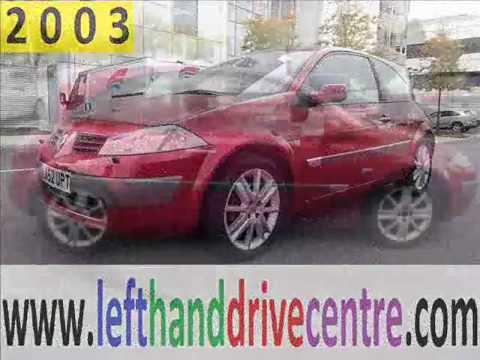 Euk left hand drive cars centre near Heathrow london