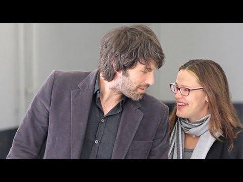 Ben Affleck and Jennifer